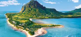 Cuddle in Mauritius