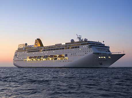 Gulf on a Cruise