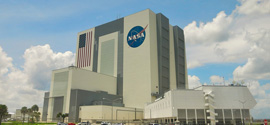 Touring NASA