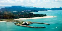 Waters of Malaysia