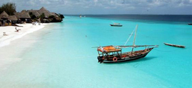 Dazzling Zanzibar